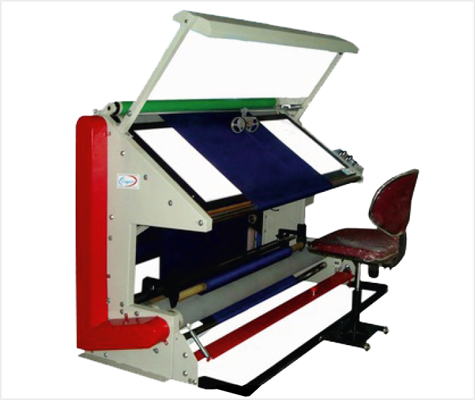 Fabric Inspection Machine - Master Mend - Roll